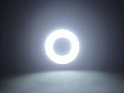 Bell & Ross Horizon motion light circle video watch still dark conceptual balance brand