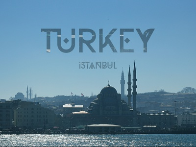Moveast Country Covers - Turkey photo photography brand branding type turkey travel traveler istanbul city design cover