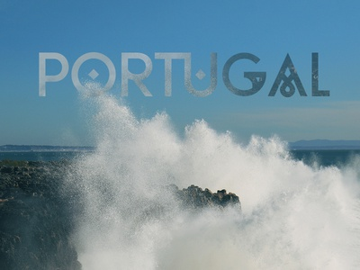 Moveast Country Covers - Portugal photo photography brand branding type lisbon travel traveler portugal city design cover