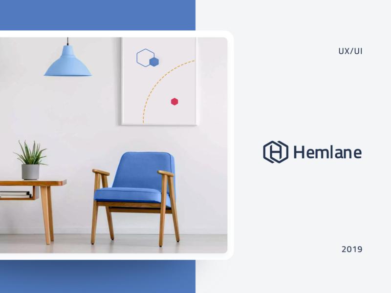 Hemlane 设计 design 设计 design colors web design branding illustration logo design minimalistic iteo