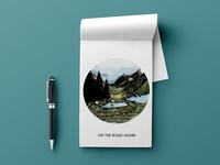 Illustration for voyages et paysages