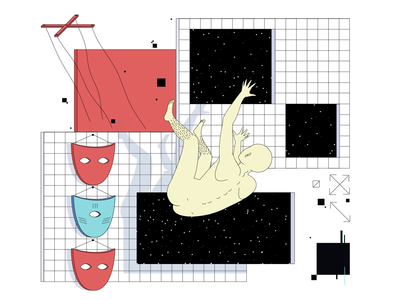 Medium Article: New Illustration Style