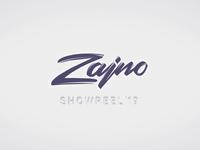 Teaser to New Zajno Showreel: Logo Animation