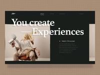 The New Zajno Website Animation