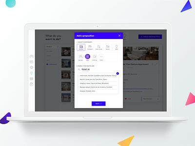 Rise picto icon form planning travel service illustration branding ux interactive ui app gobelins design