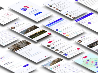 RISE interface ux travel interactive ui app gobelins design