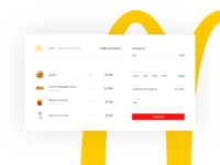 Daily UI challenge #002 – Credit Card Checkout