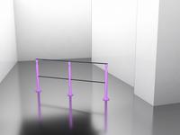 Barrier | 3D