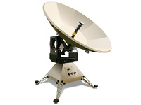 Satellite Dish Vector Drawing