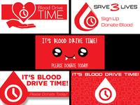 Blood Drive Options