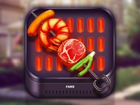 icon BBQ