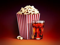Popcorn And Cola
