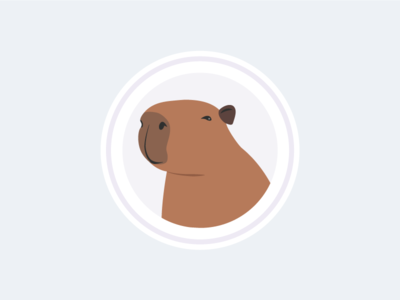 Capybara designs, themes, templates and downloadable graphic
