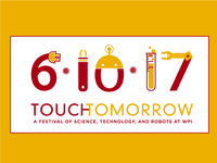 Date Illustration for Touchtomorrow