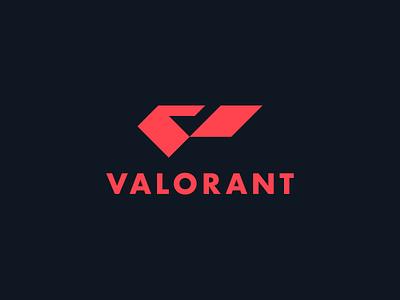 Valorant design logo icon monogram game logo game gaming fps riotgames esports design esports logo typogaphy logo mark design logo mark symbol logo exploration logo mark esports valorant playvalorant
