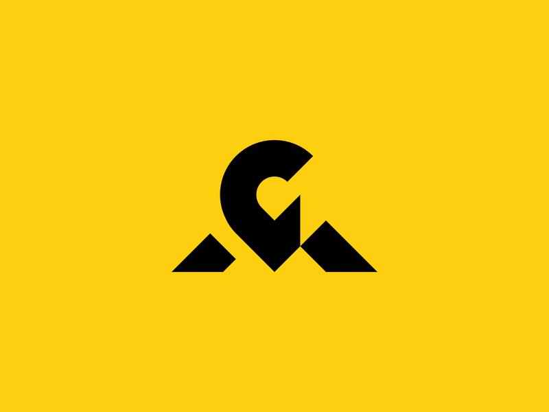 MC exploration mark location pin pinpoint logo mark design logo mark symbol logo mark simple logo brand identity design brand identity logo design monogram monogram logo logodesign logo