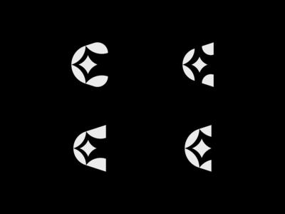 C⭐️ variations monochrome black letter c logo star logo star symbol monogram icon brand branding logo logo mark symbol icon logo mark design logo mark symbol logo mark logo design brand identity branding brand identity design brand identity