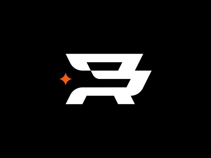 Battle Royale star monochrome game design game esportslogo esports fps battle royale gaming logo logo esports brand identity design brand identity identity exploration symbol monogram icon brand branding logo