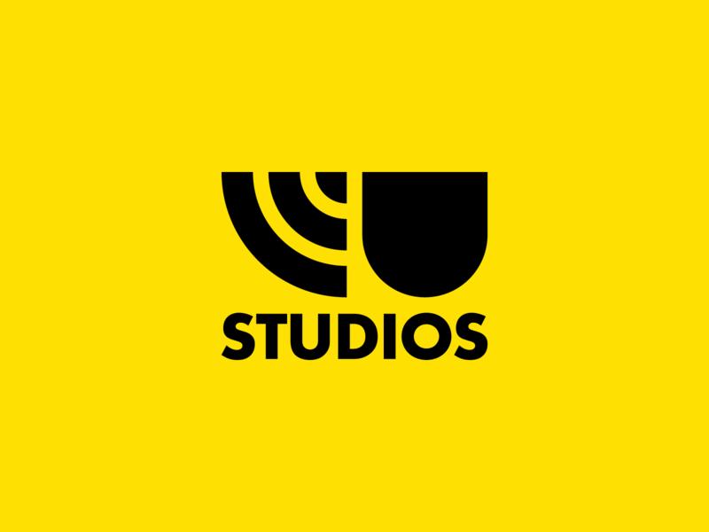 eUnitedStudios yellow esports logo esports agency branding agency logo studio studio logo ecommerce eu logo mark icon exploration logo design brand identity brand identity design monogram brand branding logo