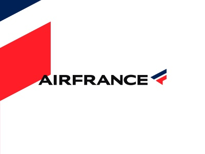 AirFrance ✈ 🇫🇷 brand airlines redesign monogram logo icon logo design logo mark logo france branding brand identity design brand identity airline branding airport logo airport airways logo airways airline airline logo