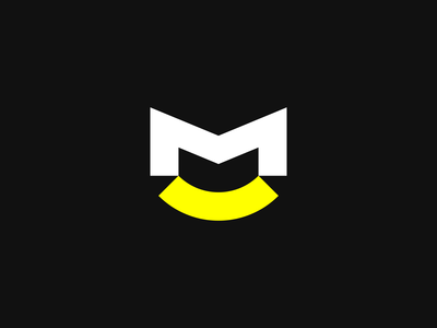Mood yellow logo mark symbol logo mark design letter m mark letter m logo mood smiley face smile logo mark logo design exploration identity brand identity brand identity design symbol icon monogram brand branding logo