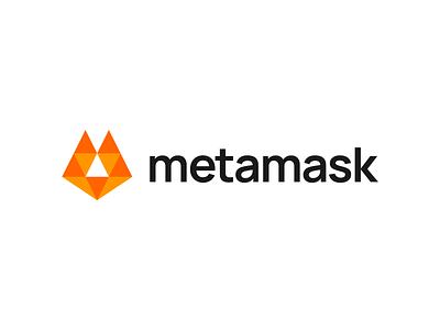 metamask metamask mask meta fox head triangular triangle logo logo-exploration orange monogram fox logo fox cryptocurrency crypto logo creative blockchain crypto currency crypto wallet crypto
