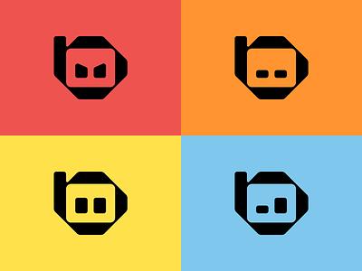 Bit's Emotions logo logo design colors emoticon emoji feelings logo icon emotions emote moods live streaming content creation branding brand identity brand identity design identity exploration