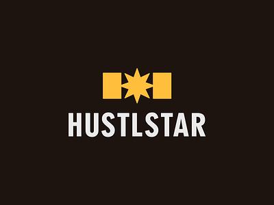 ⭐️ Hustlstar logo design wordmark design brand identity logomark design logomark h letter logomark h letter logo h logo star logo star icon hustler hustle star brand identity design icon monogram brand branding logo
