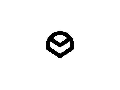 M identity redesign illustrator icon m mv logo branding
