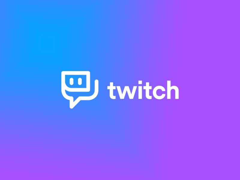 Twitch content gaming streaming purple logo concept logo exploration logos logo-redesign logo-exploration esports monogram project vector exploration symbol icon brand logo branding