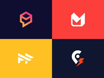 Best of 2019 - Logo Collection best of 2019 best of dribbble logo collection vector monogram monograms identity icon logo marks logo design concept logo designs logosai logos collection branding agency branding design branding brand identity design brand identity brand