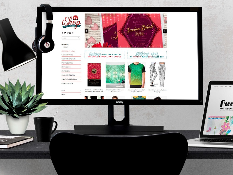 Ishopc freebiesdeals mockup oct2016