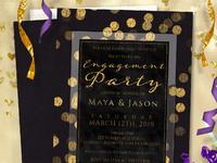 Gold confetti engagement invite mu1.png