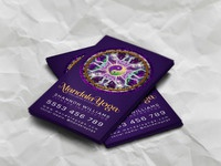 Purple crystal mandala vertical 1a mu3 1600