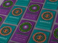 Mandala businesscards x2 mu1200
