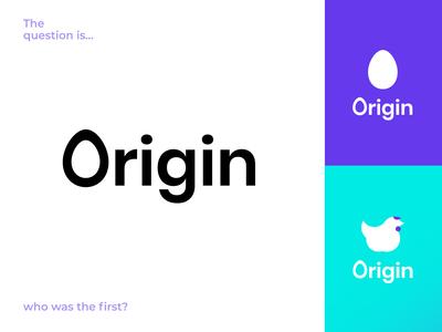 Origin — logo design