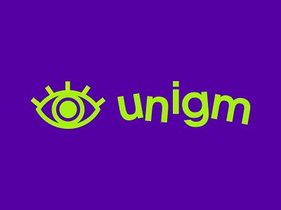 Unigm - identity identity design affinity designer affinity affinitydesigner vector illustration logodesign logo escape game branding brand identity concept