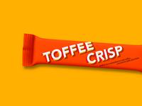 Toffee Crisp concept