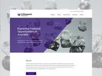 Diamond Exploration Homepage