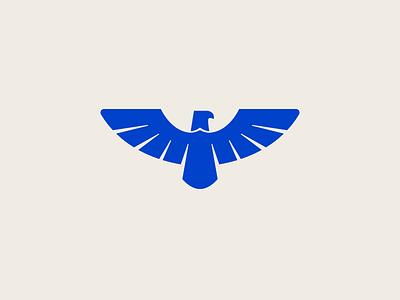 Aquila flight logo fly mark bird eagle aquila