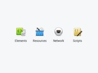developer tool icons