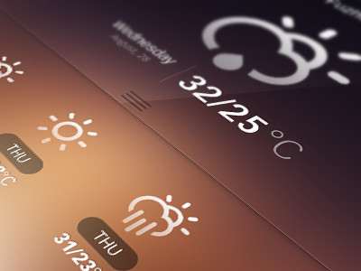 Weather weather ui