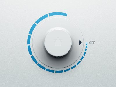 knob 2 knob ui gray interface element white