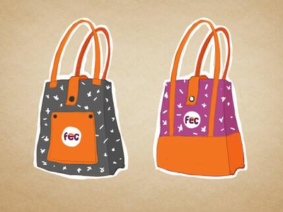 Concepts hand bag