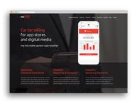 Carrier mobile wallet billing UI concept