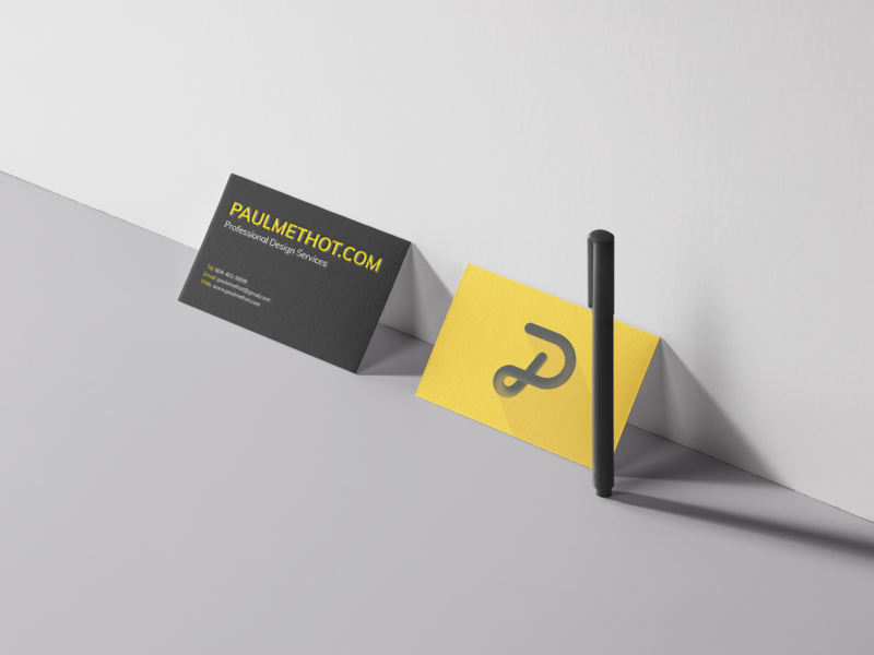 Personal Branding 2018 | Business Card