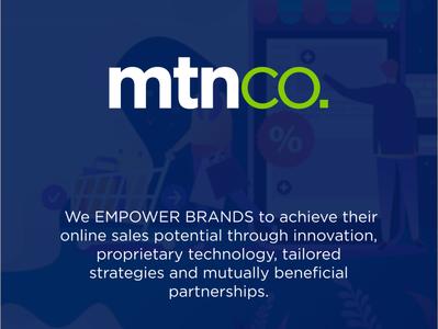 MTNCO PTY LTD Logo branding logo design freelancers designer clean design logo simple logo letter simple