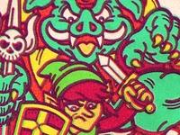 Vintage Zelda