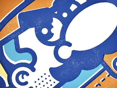 Mustachoid Plumber 80s super mario bros texture vector nes mario