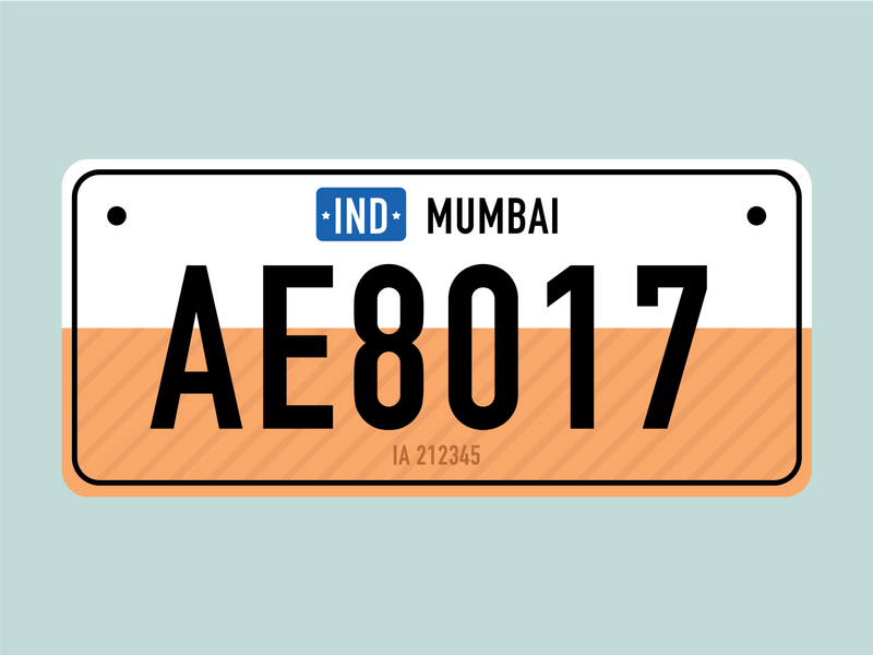 License Plate India | Weekly Warm-Up |